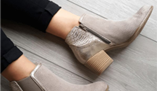 Dare We Mention Spring/Summer Ankle Boots?